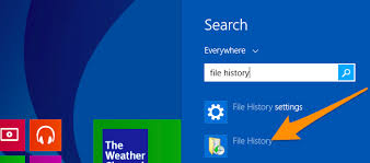 open system image backup in windows 8