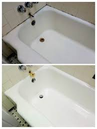 collage bathtub liners refinishing montreal surface integrity tub and tile refinish steel reglazing your porcelain professional