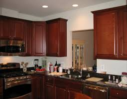 Kitchen Colors With Dark Brown Cabinets Wainscoting Michigan Kitchen
