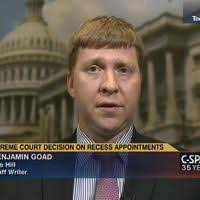 Benjamin Goad   C-SPAN.org