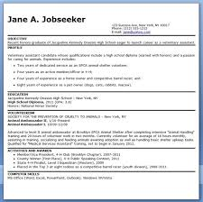 veterinary assistant resume examples creative resume design veterinary technician resume samples
