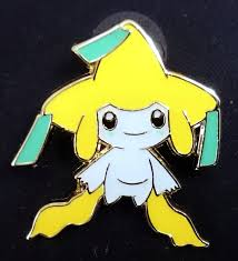 Jirachi Pin - Mythical Jirachi Collection Exclusive - Pokemon Singles »  Pokemon Pins, Badges, & Misc items - Collector's Cache