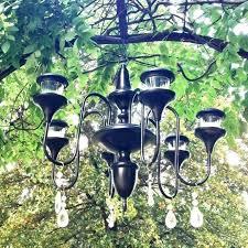 outdoor candle chandelier home depot non electric diy pillar