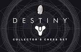 USAopoly USOCH119520 <b>Destiny</b> Chess, Mixed Colours: Amazon ...