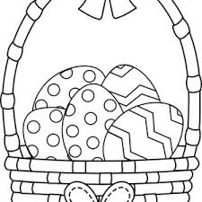 Small Picture Beautiful Coloring Pages Easter Baskets Ideas Coloring Page