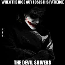 Good Person Quotes Stunning 48% Real Joker Quote Xpost RAngstyJoker Niceguys