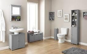 grey bathroom corner wall shelf unit
