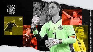Hier twittere ich themen zum fc bayern, der nationalmannschaft und vieles mehr rund um den fußball. Bundesliga Manuel Neuer S 100 Bayern Munich And Germany Goalkeeper Makes His 100th International Appearance