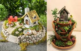 fairy gardens. Delighful Gardens 25 Best Miniature Fairy Garden Ideas To Beautify Your Indoor U0026 Outdoor  Spaces And Gardens G