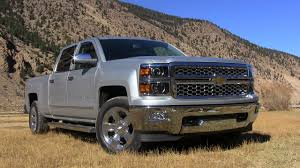 Review: 2014 Chevrolet Silverado 6.2L - One Big Leap for Truck ...