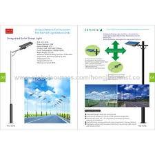 EnviroLight SX Solar Street Lights  Solar Billboard Lights Solar Street Light Brochure