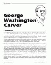 george washington carver teachervision