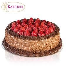 Strawberry Chocolate Devil Cake Order Online To Dubai Now