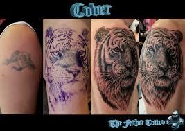 Tetování Tygr Tetování Tattoo