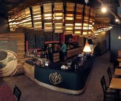 ... Design Details  Double Overhead Unusual Coffee Shop by SARUP