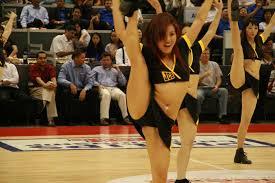 Asian cheerleader cute teen babe