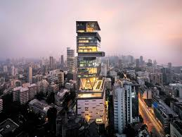 Antilia The Iconic Residence Of Mumbai My Decorative - Antilla house interior