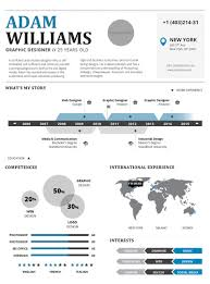 Free Infographic Resume Templates Free Modern Resume Templates Cover Letters and Portfolios 83