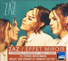 <b>ZAZ Effet Miroir</b> (Limited) (CD) - Muziker IE
