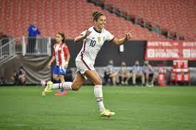 USWNT vs. Paraguay, 2021 friendly live ...