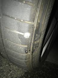 as you can see it s likely too close to the sidewall to patch i suspect it will need to be replaced