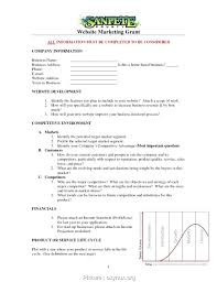 Retail Business Plan Outline Online Clothing Business Plan Clothing Store Business Plan Template
