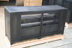 industrial media furniture. High Resolution Metal Media Cabinet #8 Industrial Console Furniture