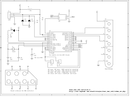 snes nes gamepad and mouse to usb adapter here is the schematic