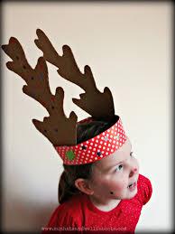 sun hats wellie boots diy reindeer antlers