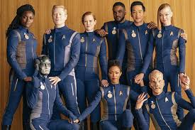 Star Trek: Discovery': Who's Who on Discovery's Crew | Decider