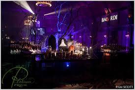 halloween party lighting. bacardi halloween party at the hotel del coronado 2012 lighting t