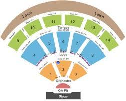 Verizon Wireless Amphitheater Seating Chart Irvine Verizon Wireless Amphitheater Tickets And Verizon Wireless