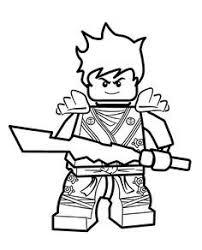 Kai Ninjago Coloring Pages For Kids Printable Free Lego Lego