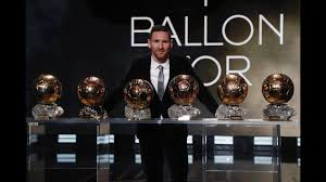 Leo Messi, six-time <b>Ballon</b> d'Or winner - YouTube
