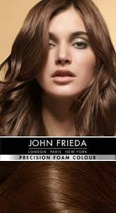 John Frieda Precision Foam Color Chart 28 Albums Of John Frieda Hair Color Medium Chestnut Brown