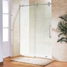 shower doors bathtub sliding doors walk in showers