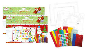 Christmas Photo Frames For Kids Details About Christmas Picture Frame Mosaic Make Your Own Pack Of 2 Xmas Stickers Kids Fun