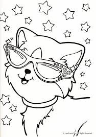 Small Picture Lisa Frank Coloring Page Coloring Pages of Epicness Pinterest