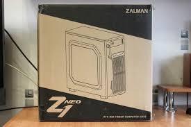 Обзор от покупателя на <b>Корпус Zalman</b> Z1 NEO black ATX ...