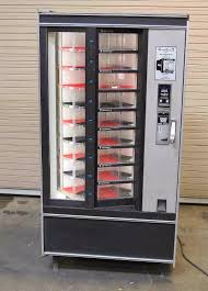 used vending machines crane national 430 cold food vending machine nice condition in las vegas