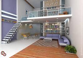 House Mezzanine Designs The Mezzanine Office Of A Hamptons Home .
