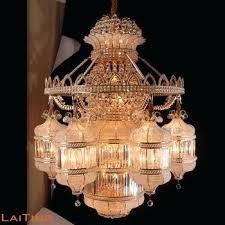 mesmerizing turkish chandelier big mosque chandelier gold plated lighting lamp turkish mosaic chandelier uk