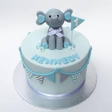 1st Birthday Boy Satin Ice