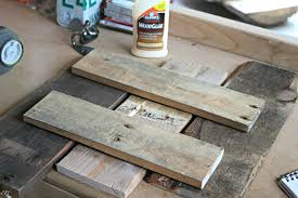 Diy Wood Coat Rack Simple Simple DIY Pallet Wood Coat Rack Scrappy Geek