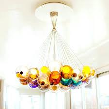 bocci pendant chandelier custom colour combination bocci 7 pendant chandelier