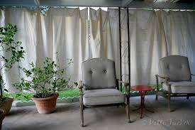 diy outdoor patio drop cloth curtains outside patio curtains