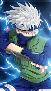 Naruto Shippuden - Kakashi Hatake Lightning Jutsu HD wallpaper download |  Naruto painting, Kakashi hatake, Hd anime wallpapers