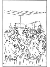Ongelovige Thomas Kleurplaat