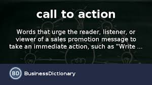 what is a call to action definition and meaning  what is a call to action definition and meaning com
