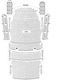 Pikes Peak Center Interactive Seating Chart